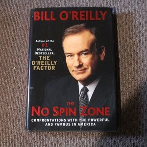 Bill O'Reilly The No Spin Zone Book